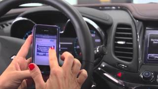 How to Pair Your Phone with Chevrolet MyLink from Lupient Chevrolet