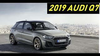 2019 Audi Q7 Review Test Drive, Price and Specifications Released