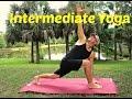 35 min Intermediate Yoga Class - 'Sean is 40 Years Old'