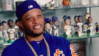 Canó, Ramos and Díaz Reflect On Their Cultural Influences In Baseball