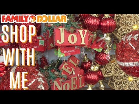 dollartree familydollar christmas - Family Dollar Christmas Decorations