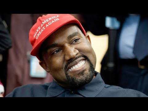 Kanye West meets with Donald Trump | raw video