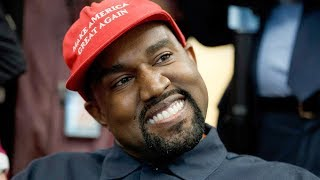 Kanye West meets with Donald Trump   raw video