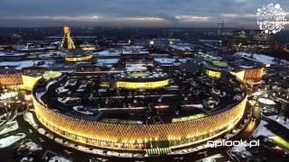 Silesia City Center Katowice z drona Full HD 2016