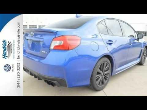 2015 Subaru WRX Lewisville TX Carrollton, TX #L160277A