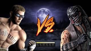 MK9 Online PC (Don DraKon vs Xin)