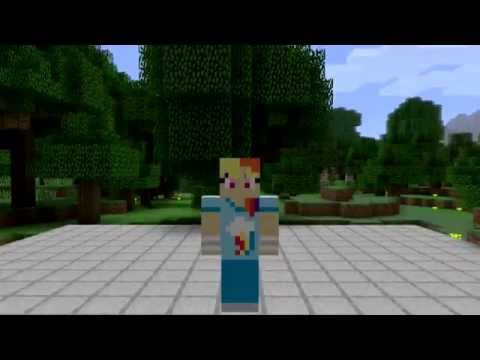 Rainbow Dash Minecraft Skin Spotlight
