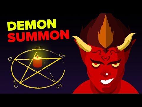 Real Life Demon Summoning Rituals