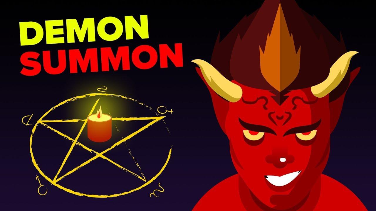 Real Life Demon Summoning Rituals Youtube