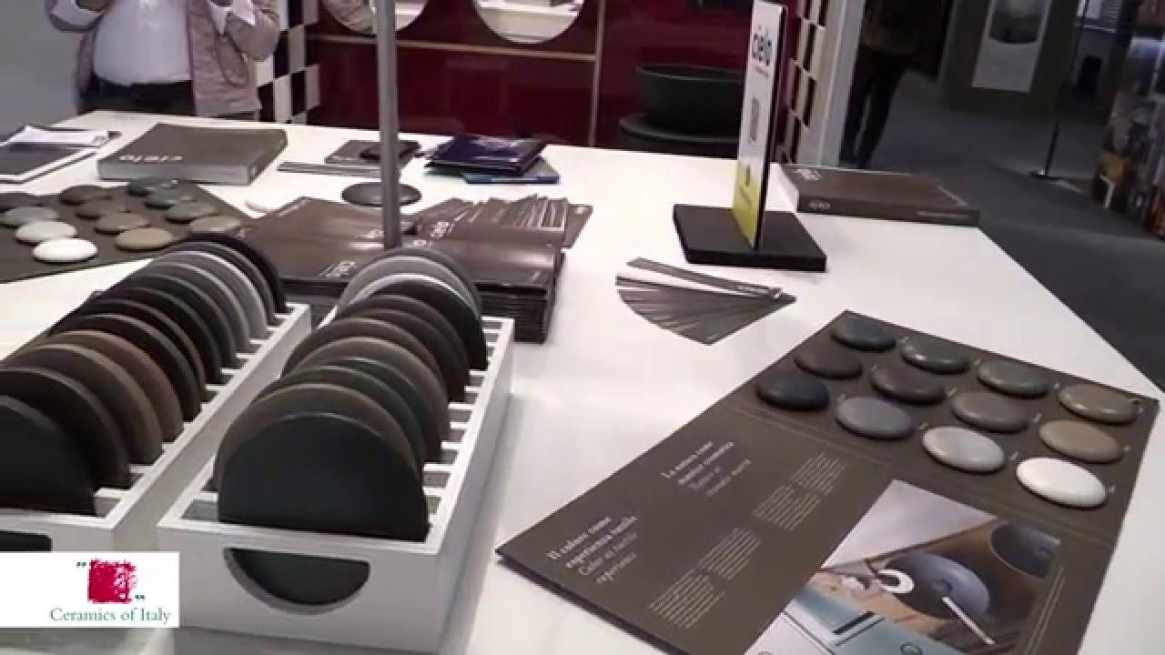 ceramics of italy maison objet 2016 youtube. Black Bedroom Furniture Sets. Home Design Ideas