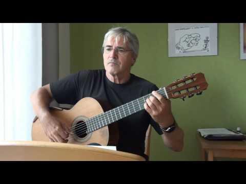 Halt mich - Herbert Grönemeyer - guitar solo