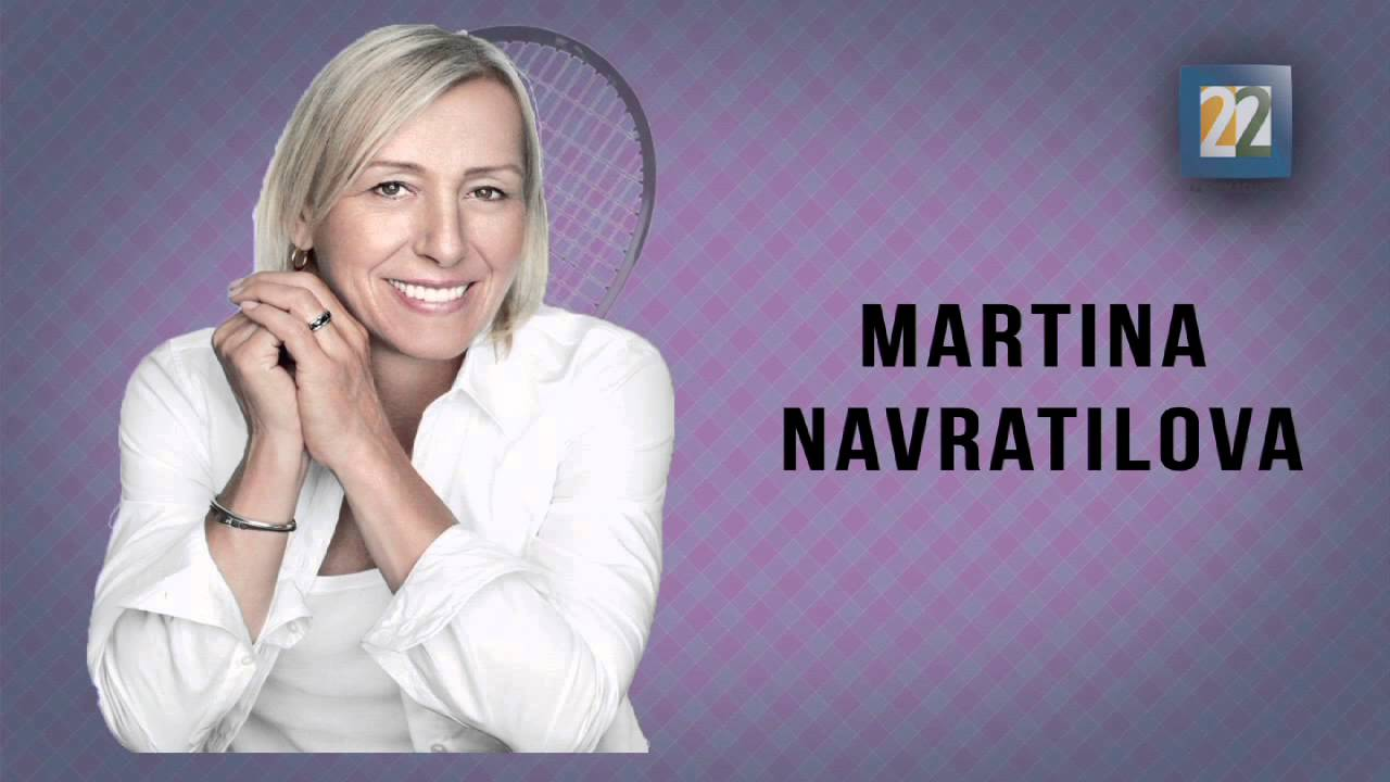 INSTINTO ANIMAL T3 P8 QUIéN DIJO Martina Navratilova