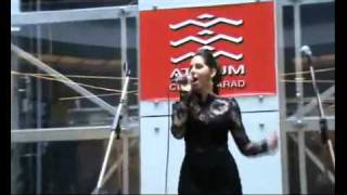 Teen Fest  Alexandra Vasiu singing How will I know who you are by Jessica Folker (PEDA)