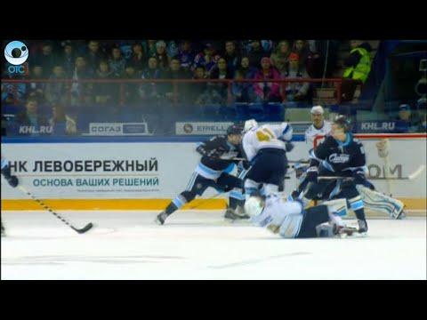 Хоккейная Сибирь после матча с Барысом вернулась на верхнюю строчку турнирной таблицы