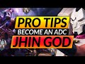 Gambar cover The COMPLETE JHIN Guide to CARRY - Tricks, Mechanics, Combos and Builds - ADC Tips
