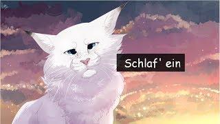 Коты воители: Schlaf' ein! [Немецкая колыбельная песня] ~Ч.О~