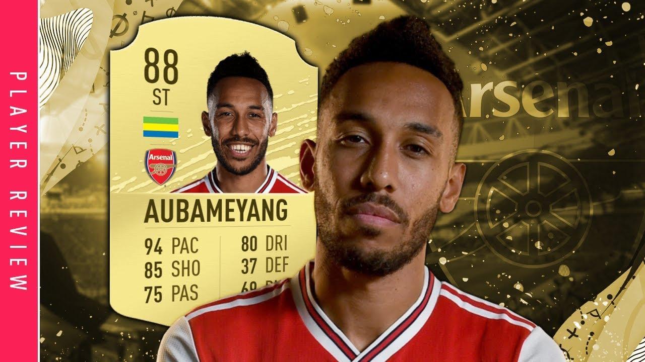 FIFA 20 Aubameyang Review