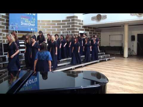 00118 Open competition: Chamber Choirs/Vocal Ensembles (O3) 3rd European Choir Games 21.07.2017