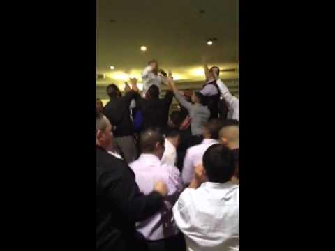 Bashar Al Ad At Wedding Going Off