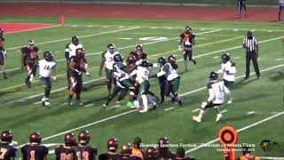 Riverdale Spartans Semi-Pro Football - 03-17-18 - vs Atlanta Tigers - Game Video