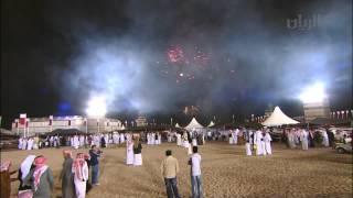 العاب نارية الجراخيات اليوم الأول في درب الساعي بمناسبة اليوم الوطني 2013م