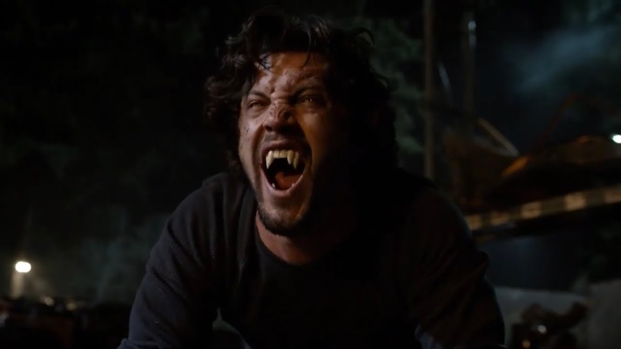 Download The Originals 2x21 Klaus vs Crescent Wolves