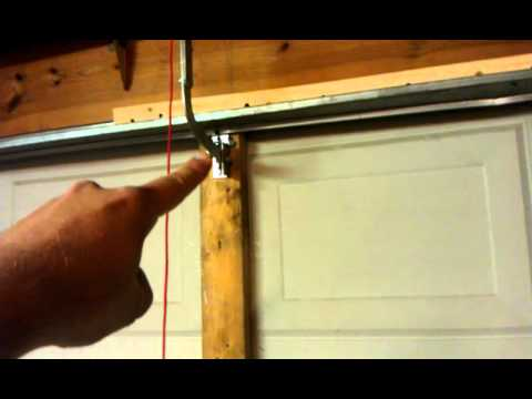 Wayne Dayton Garage Door Fixing Youtube