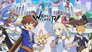 [彈射世界/World Flipper/ワールドフリッパー] GAMEPLAY ゲームプレー