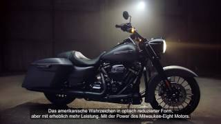 Harley-Davidson Road King Special Movie (Official) Deutsch
