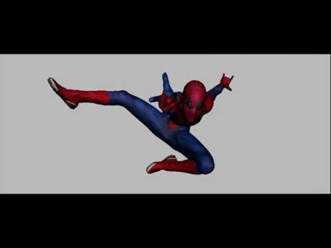 The Amazing Spider-Man: Virtual Cinematography