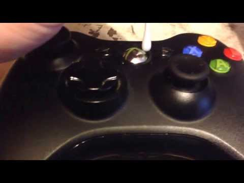 Xbox 360/PS3 Xbox One/PS4 Controller Sticky/Stuck Button Fix (Without Opening It)