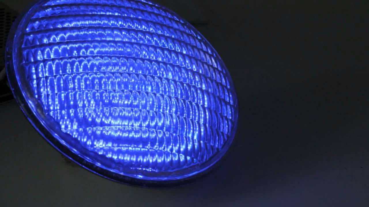 Ampoule led pour piscine youtube - Ampoule led piscine couleur ...