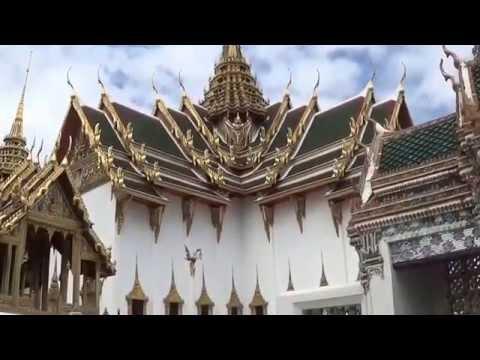 Grand Palace - Thailand 3/16