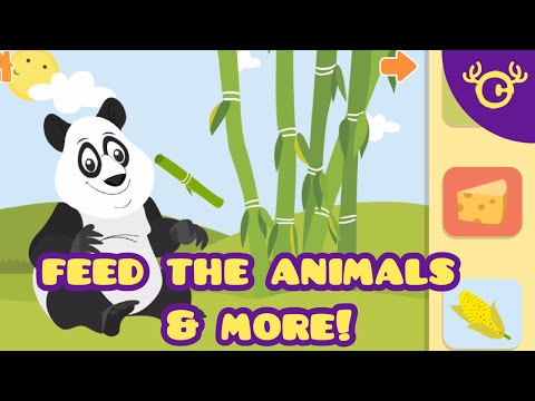 Feed The Animals And More! - By Paper Boat Apps