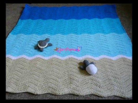 Sea Turtle Blanket Youtube