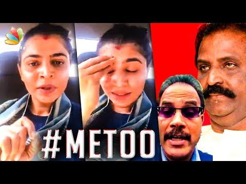 LIVE : What Exactly Happened That Day ?   Chinmayi Reveals Full Story   Vairamuthu
