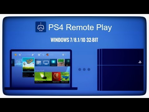 How to *REMOTEPLAY*PS4 ON ANY PC