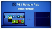 How to play PS4 on PC using PC Remote Play For (FREE!!!)