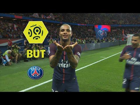 But Layvin KURZAWA (84') / Paris Saint-Germain - Toulouse FC (6-2)  / 2017-18
