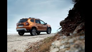 2018 new Dacia Duster - Review, Fahrbericht, Testdrive, Offroad Test