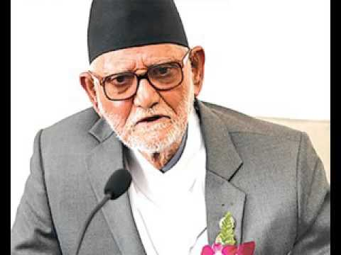 Biography on Nepali Congress Sushil Koirala