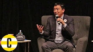 Andrew Yang answers IMPORTANT QUESTIONS | Lovett or Leave It Live at the Boch Center Wang Theatre