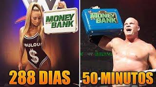 5 CANJEOS MAS RAPIDOS Y 5 MAS LARGOS MONEY IN THE BANK
