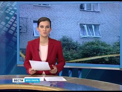 В поселке Сосновый бор Некрасовского района произошел взрыв бытового газа