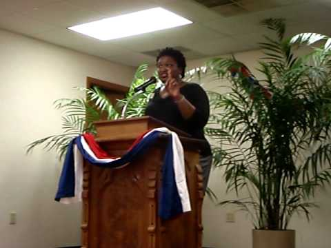A $10 million 1% loan program --Stacey Abrams @ LCC BBQ 7 July 2011