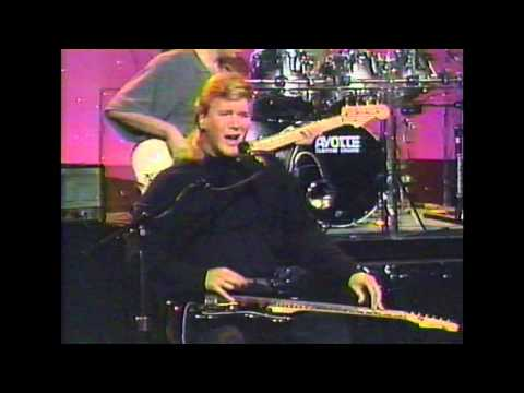 Jeff Healey - 'See The Light' - Tonight Show 1988