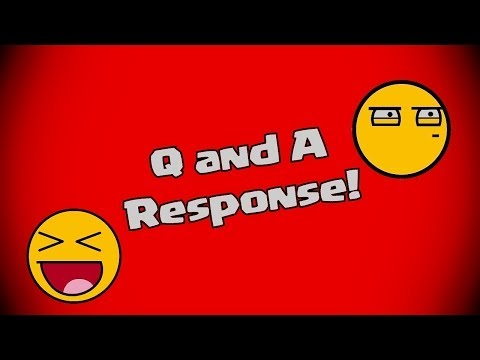 Clash of clans - Q & A Video response