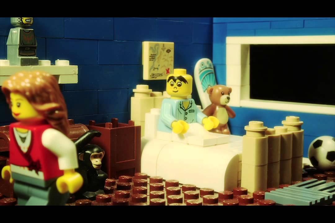 Download LEGO® ReBrick - Monster In The Closet