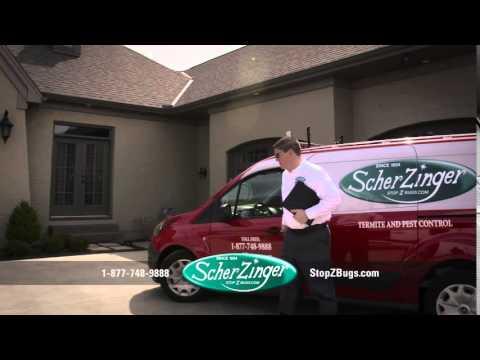 Bed Bug Exterminator Columbus, OH | Scherzinger Pest Control