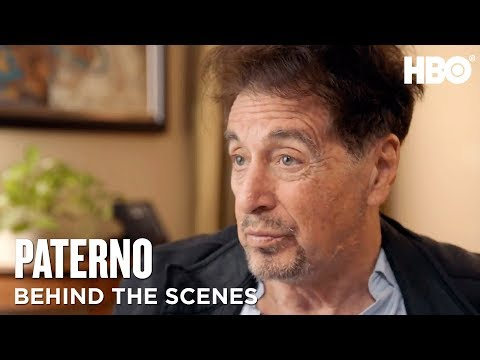 BTS: About Paterno w Al Pacino, Barry Levinson, & Riley Keough  Paterno  HBO